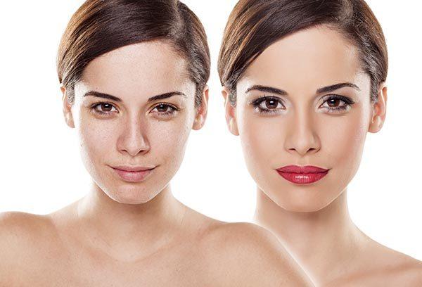 make-up artist professionnel